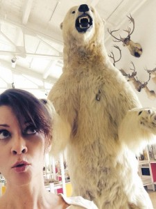 Field Notes: TO at the Natural History Museum