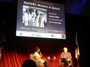 Field Notes: GM at MAKERS: Women in Space