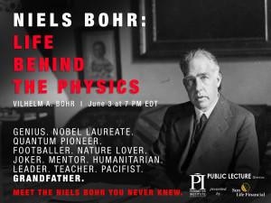 LIVE WEBINAR – Vilhelm A. Bohr