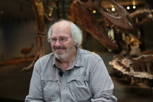 "Paleontologist  Jack Horner participates in a ""Jurassic World"" Q&A at the Natural History Museum on Tuesday, June 9, 2015 in Los Angeles, CA (Alex J. Berliner/ABImages)"