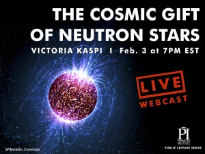 LIVE WEBINAR: The Cosmic Gift of Neutron Stars