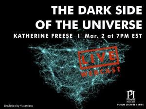 LIVE WEBINAR: Katherine Freese