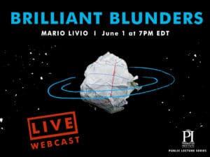 LIVE WEBINAR: Mario Livio