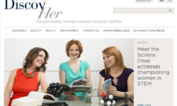 Scirens Editorial Featured on DiscovHER