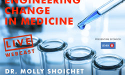 LIVE WEBINAR: Dr. Molly Shoichet, Regenerative Medicine