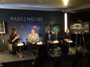 passengers science panel