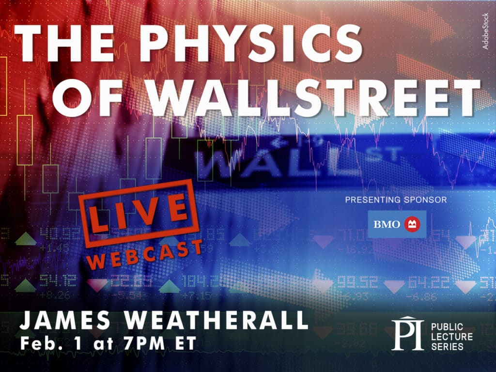 Physics of Wall Street