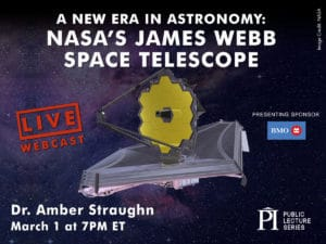 LIVE WEBINAR: A New Era of Astronomy, Amber Straughn